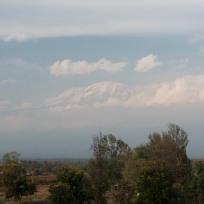Kilimanjaro From Hotel