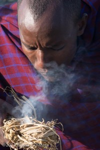 Maasai Fire Starter- Alyssa O'Mara