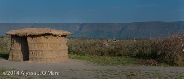 Maasai Boma- Alyssa O'Mara