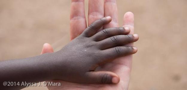 Hands-Alyssa O'Mara