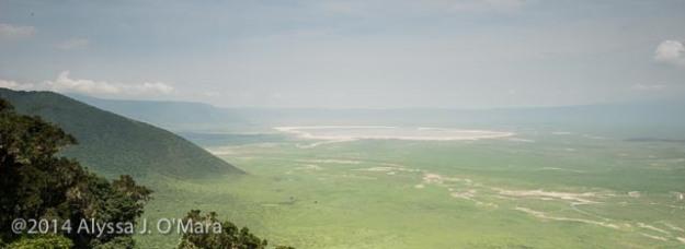 Ngorongoro Crater Rim-Alyssa O'Mara
